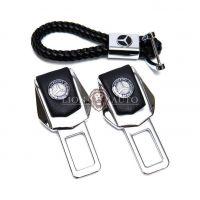Заглушки ремня безопасности на Mercedes (набор)