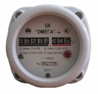 Газовый счётчик ОМЕГА РЛ G6