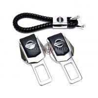 Заглушки ремня безопасности на Nissan (набор)