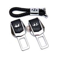 Заглушки ремня безопасности на Hyundai (набор)