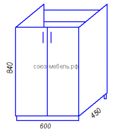 Кухня Тиса M600