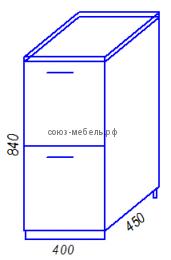 Кухня Тиса H400-2Я