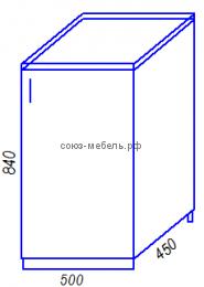 Кухня Тиса H500