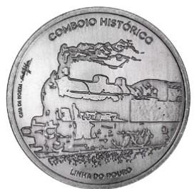 Исторические поезда 7,5 евро Португалия 2020 на заказ
