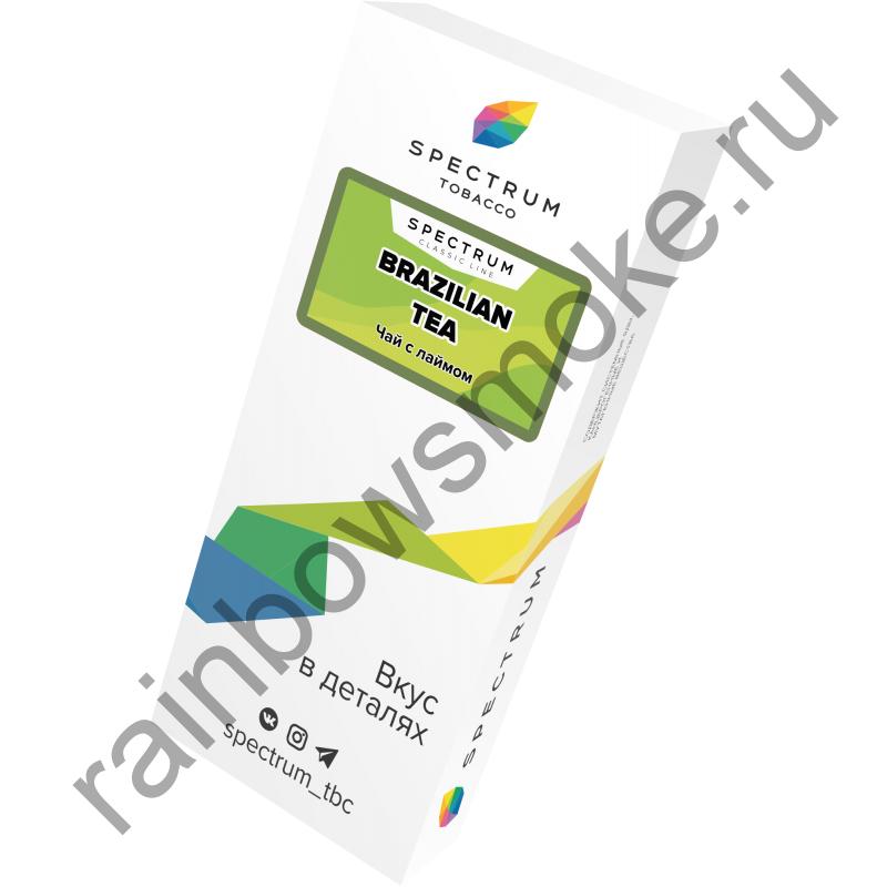 Spectrum 40 гр - Brasilian Tea (Чай с Лаймом)