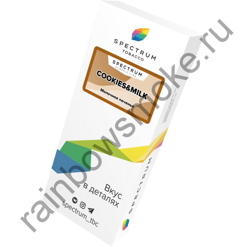 Spectrum 40 гр - Cookies&Milk (Молоко и Печенье)