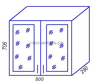 Модульная кухня Тиса 2,0