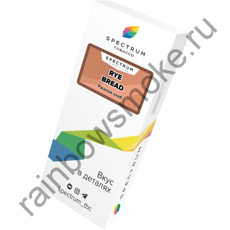 Spectrum 40 гр - Rye Bread (Ржаной Хлеб)
