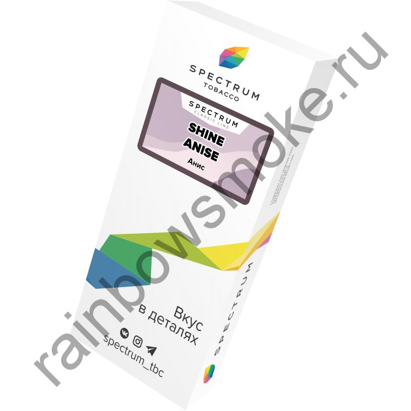 Spectrum 40 гр - Shine Anise (Анис)