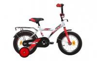 Детский велосипед Novatrack Astra 12 (2020) Белый (140644)