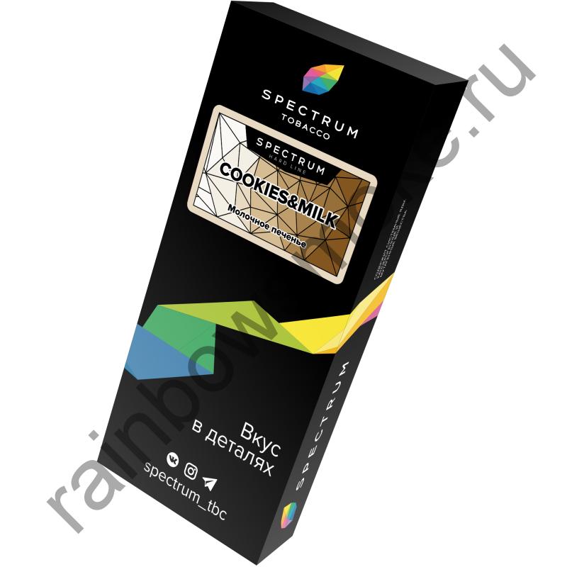 Spectrum Hard 250 гр - Cookies&Milk (Молоко и Печенье)