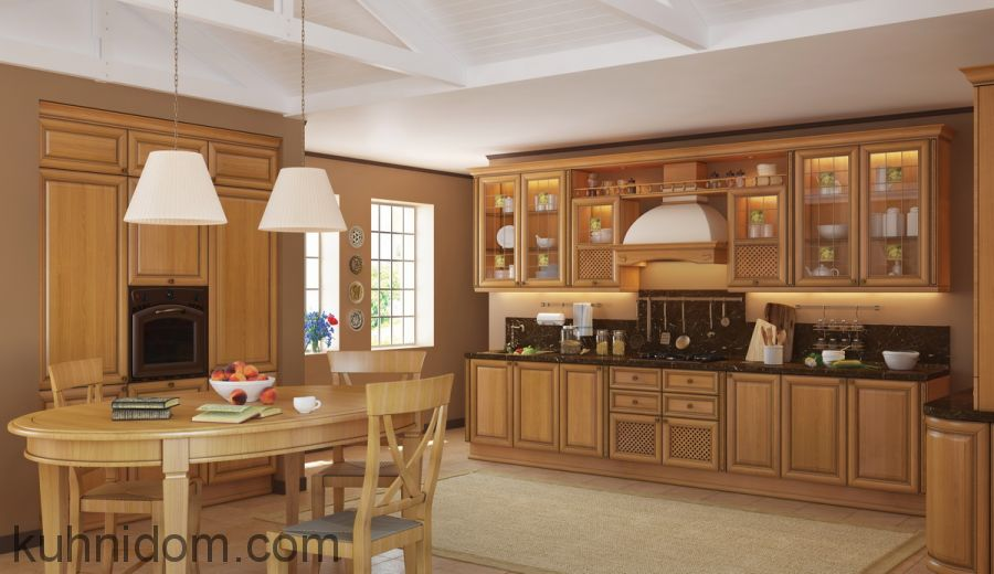 Кухня Мела