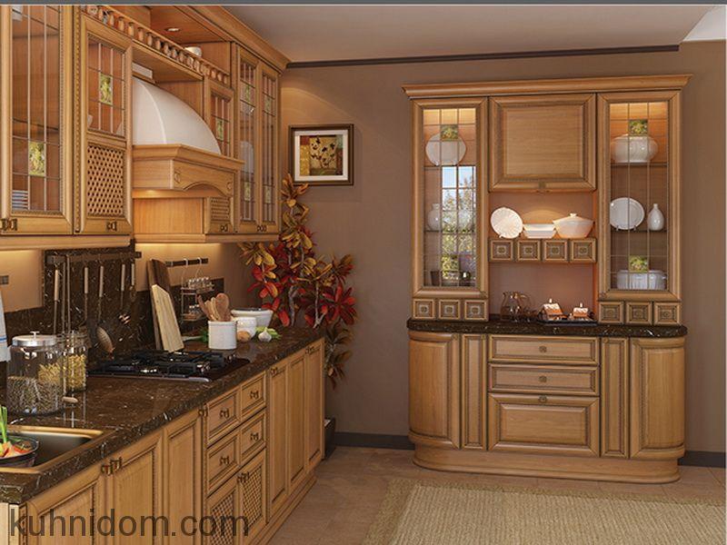 Кухня Мела с буфетом