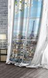 Штора Волшебная ночь PARIS 150х270 Сатен 740773