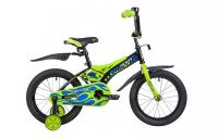 Детский велосипед Novatrack Flightline 16 (2019) Черный (134050)