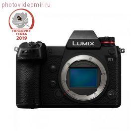 Цифровая фотокамера Panasonic Lumix DC-S1 Body