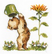 """""""Klart"""" набор для вышивания 4-048 """"Медвежонок"""""""