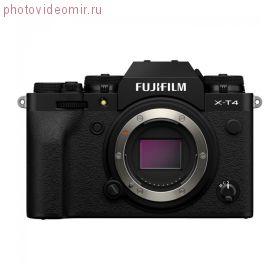 Цифровая фотокамера Fujifilm X-T4 Body Black