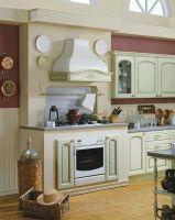 Кухня Роза декапе прямая
