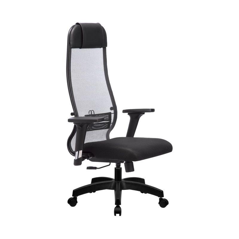 Кресло «SU-1-BK-PL» (Комплект 18/2D)