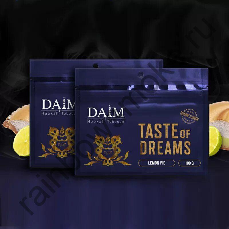 Daim Special Edition 100 гр - Lemon Pie (Лимонный Пирог)