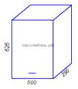 Модульная кухня Эра B500