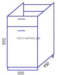 Модульная кухня Эра M500