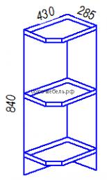 Модульная кухня Эра HT285