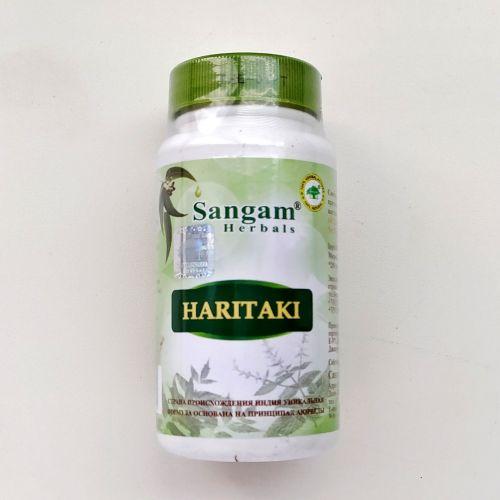 Харитаки | Haritaki | 60 таб. | Sangam Herbals