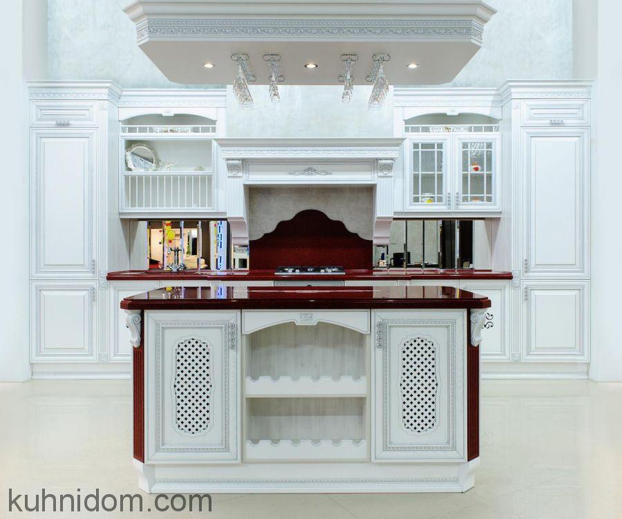 Кухня Фламиния с порталом