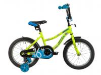 Детский велосипед Novatrack Neptune 16 (2020) Салатовый (139664)