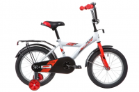 Детский велосипед Novatrack Astra 16 (2020) Белый (139654)