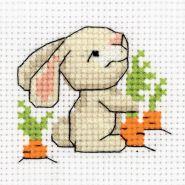 """""""Klart"""" набор для вышивания 8-341 """"Зайчишка"""""""