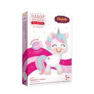 """Набор для изготовления игрушек """"Miadolla"""" KD-0261 Единорог"""