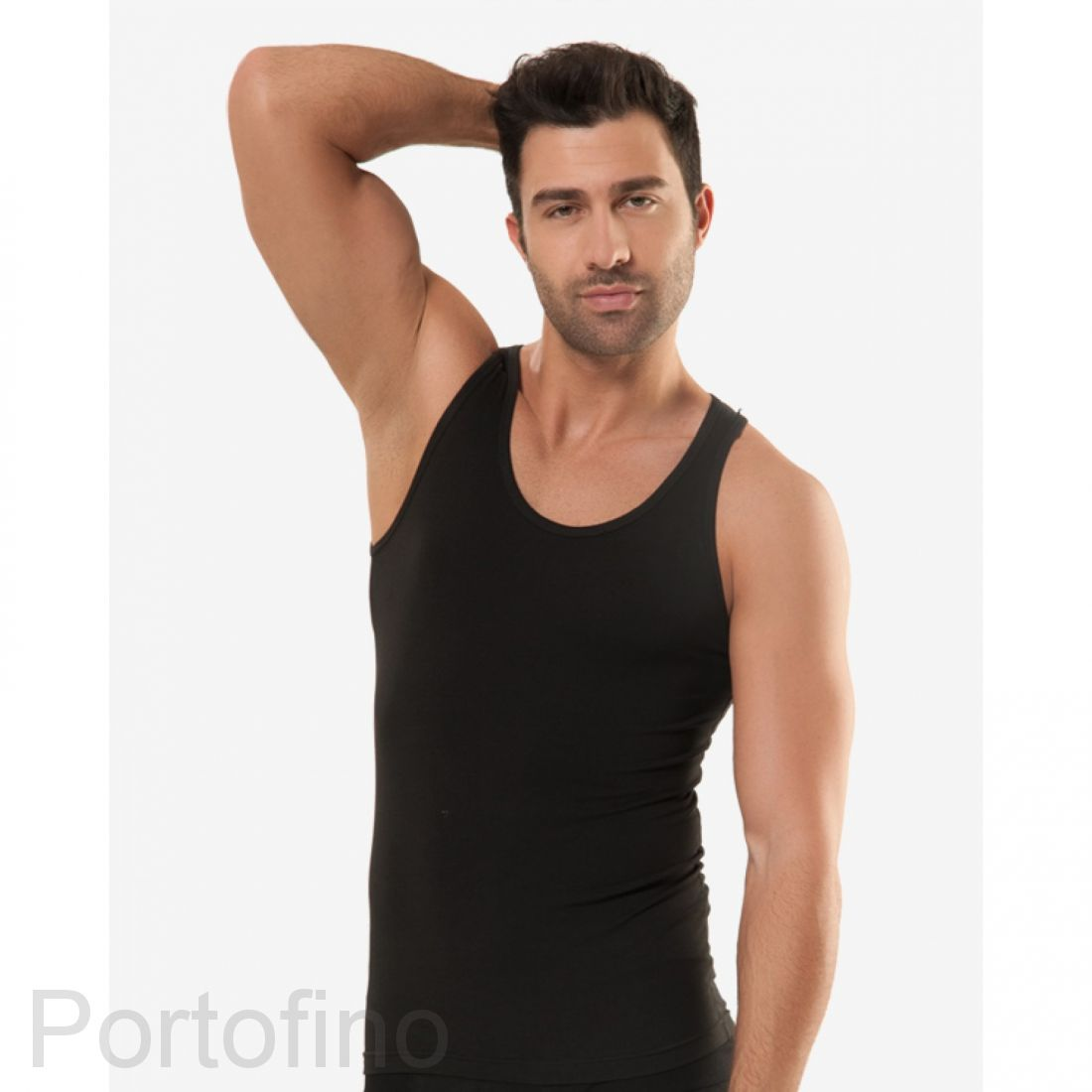 Майка мужская Y1901 модал  Oztas