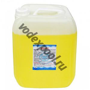 Жидкий хлор для бассейна Неохимакс Доранг (гипохлорит натрия) 20 л, 25 кг