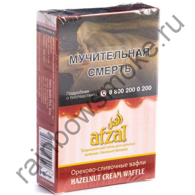 Afzal 40 гр - Hazelnut Cream Waffle (Ореховый Вафельный Крем)