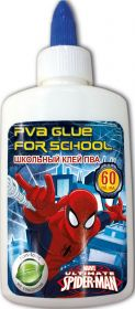 Spider-man Classic Клей ПВА 60 мл, цвет белый