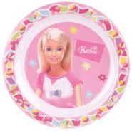 Тарелка пластиковая Barbie 215х20мм