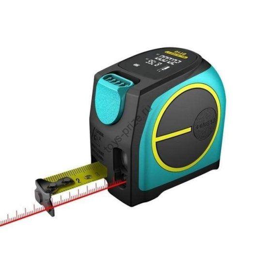 Лазерная рулетка Xiaomi Measuring Laser Ranging Tape Measure Blue