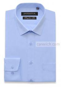 """Рубашки ПОДРОСТКОВЫЕ """"IMPERATOR"""", оптом 12 шт., артикул: Dream Blue-П"""