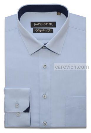 """Рубашки ПОДРОСТКОВЫЕ """"IMPERATOR"""", оптом 12 шт., артикул: Dream Blue/2-П"""
