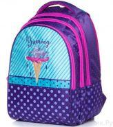 Школьный рюкзак Hatber модель Street YUMMY!