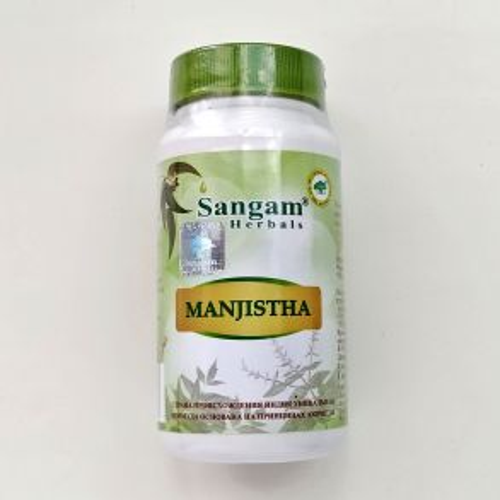 Манжишта (манжистха) | Manjistha | 60 таб. | Sangam Herbals