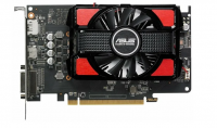 Видеокарта ASUS AMD Radeon RX 550  (PH-RX550-4G-EVO)