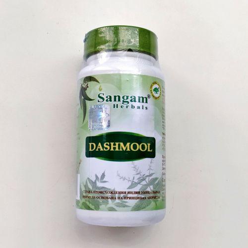 Дашмула (Дашамул, дасамул) | Dashmool | 60 таб. | Sangam Herbals