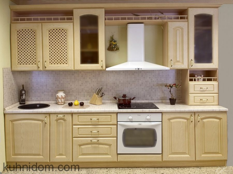 Кухня Сандра Прямая