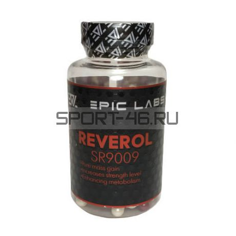 REVEROL (Epic Labs) 90 caps
