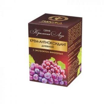 Крем-антиоксидант дневной с экстрактом винограда 30 гр