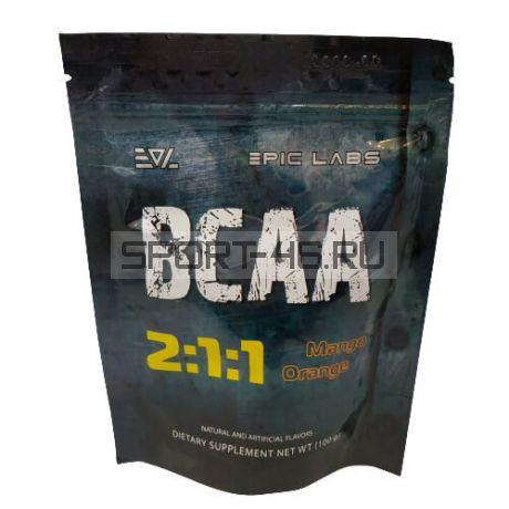 Спортивное питание BCAA 2:1:1 (Epic Labs) 100 гр